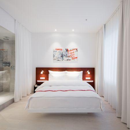 Ruby Marie Hotel Wien - Zimmer
