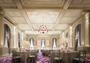 Corinthia Hotel London. From fairy tale weddings to romantic receptions, our luxurious spaces, discreet service and scrupulous attention to detail ensure nothing but the very best for every couple.
