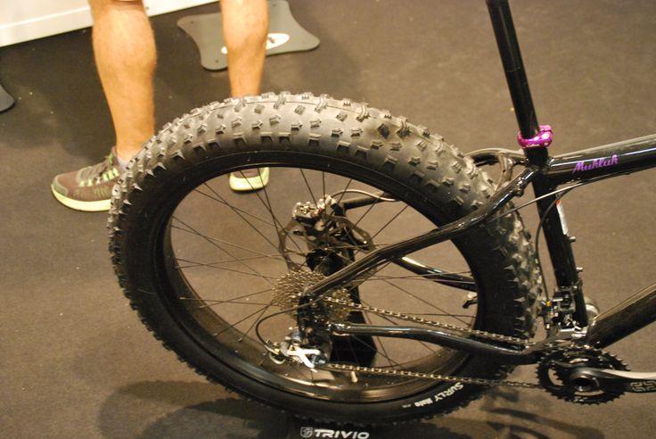 ¡Con este ruedón podrás circular hasta en la nieve!