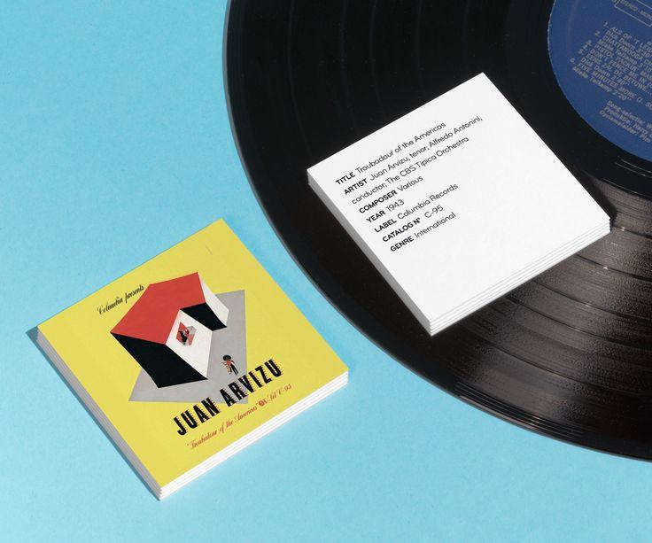 'Troubadour of the Americas' album cover design by Alex Steinweiss.