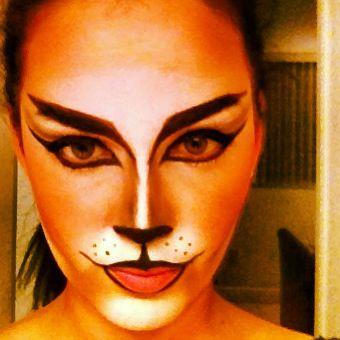 18 best Animal makeup images on Pinterest | Animal makeup ...