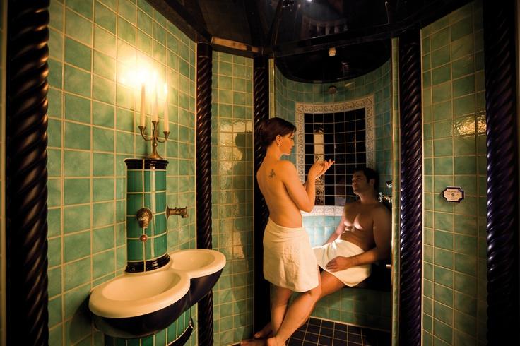Partner Wellness Programm, Serailbad - Trattamento per due, Bagno del Serraglio - Couple treatment, Serail bath