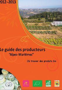 Les agriculteurs Bio de PACA : Où trouver des produits bio dans les Alpes-Maritimes?