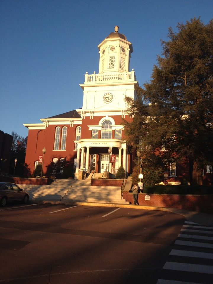 Bloomsburg University in Bloomsburg, PA...So many amazing memories here...