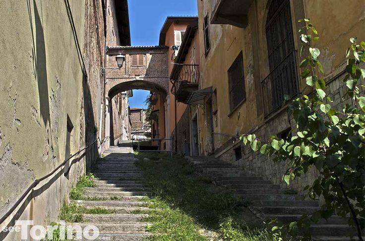 Vicolo Savonarola Moncalieri www.seetorino.com