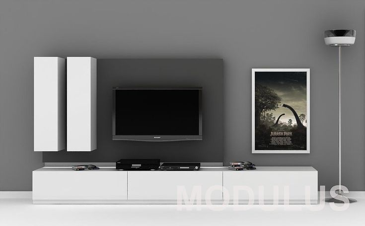 17 best ideas about tv rack on pinterest tv wall shelves for Racks y modulares para living