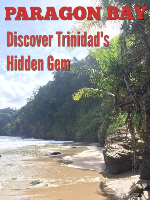 Paragon Bay, beautiful hike on Trinidad's north coast.
