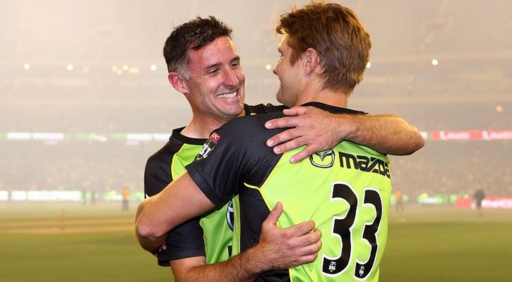 Hussy's Captaincy goes to Watson's shoulders - http://www.tsmplug.com/cricket/hussys-captaincy-goes-to-watsons-shoulders/