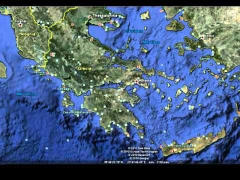 Ciudades del Mediterráneo - Práctica Picasa 3