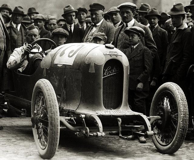 1922 Austro-Daimler Sascha 1 by kitchener.lord, via Flickr