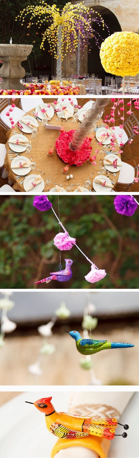 Pauline Lippmann Guatemalan Inspired Colorful Wedding in Guatemala