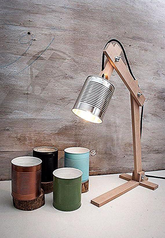 Grun Tischlampen Lampen Beleuchtung Schreibtischlampen Holz