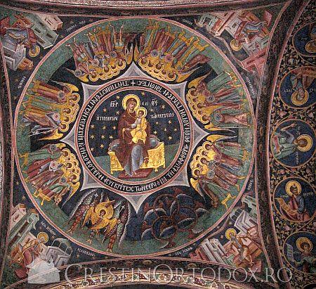 Manastirea Hurezi - Horezu
