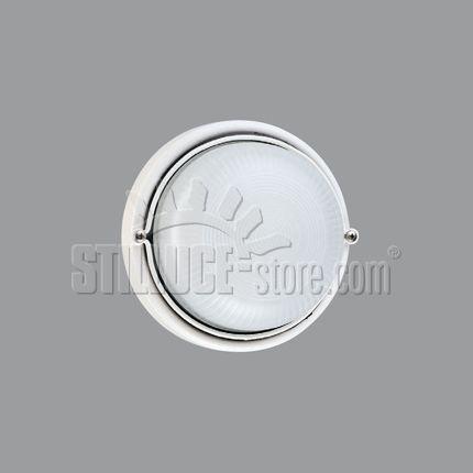 Boluce Iron 0904.00 Apparecchio per interni ed esterni. Colore: bianco o nero.