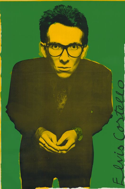Elvis Costello • Barney Bubbles