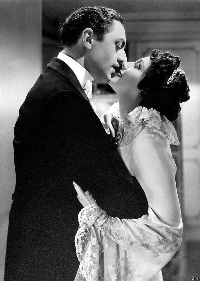 William Powell & Luise Rainer The Great Ziegfeld, 1936