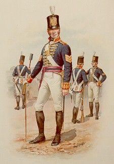 Sergeant, Royal Artillery, 1812