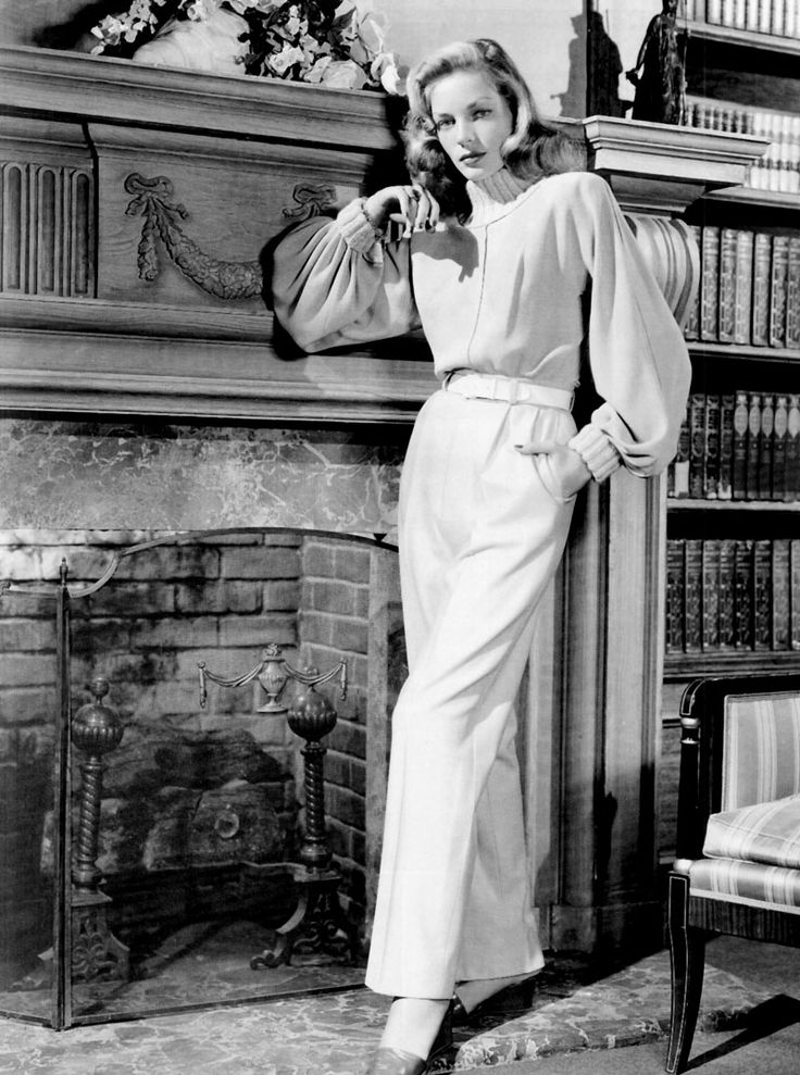 Lauren Bacall stunning style loaded with attitude.....diva