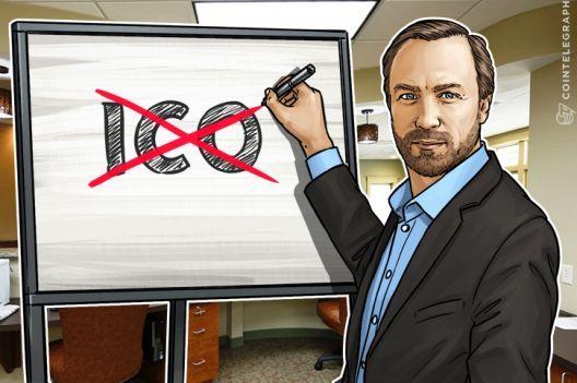 WikiScams: Wikipedia Founder Jimmy Wales Slams ICOs Blockchain Crypto News Ripple ICO Jimmy Wales Wikipedia
