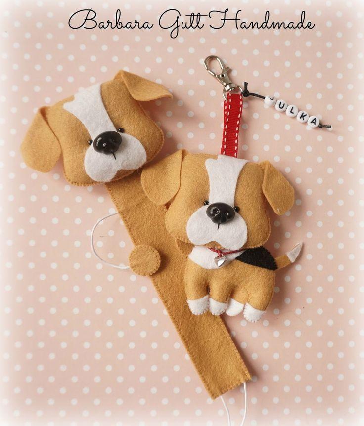 Barbara Handmade...: Beagle dla Julki