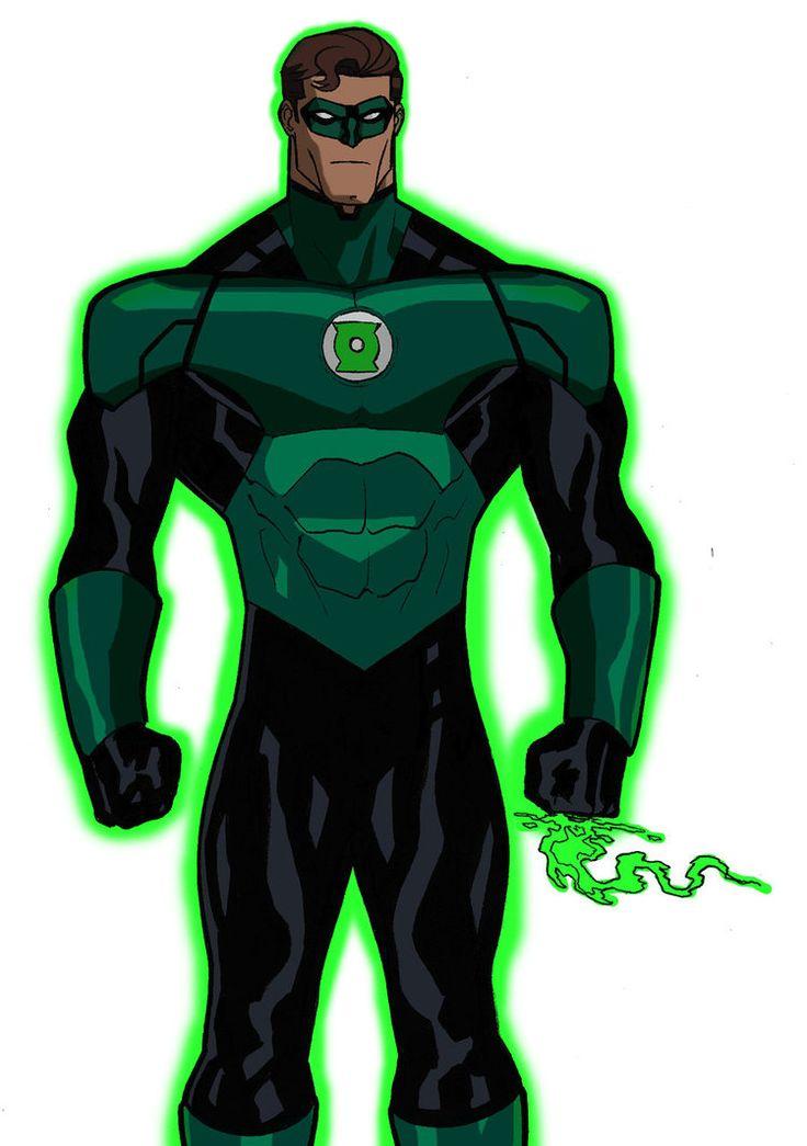 Green Lantern - First Flight [fanart]