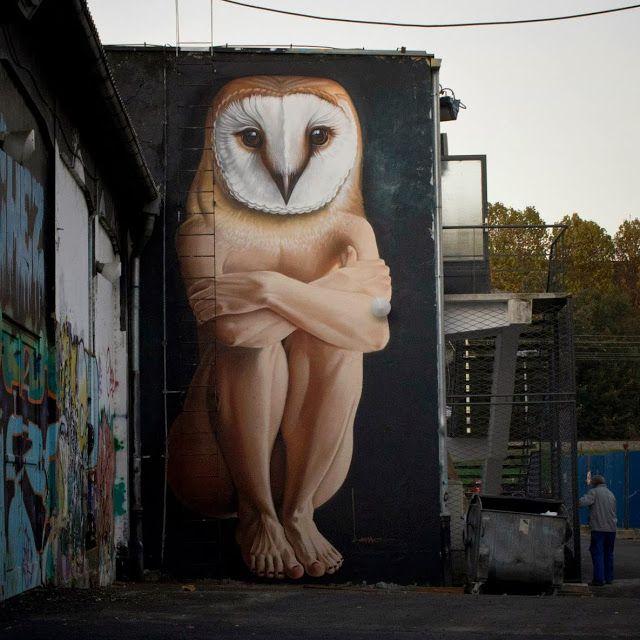 Lonac New Mural - Zagreb, Croatia #streetart #croatia