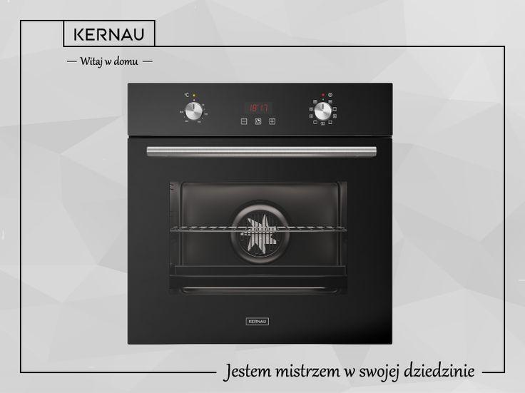 Piekarnik elektryczny Kernau KBO 0961 PP B łączy w sobie funkcjonalność i estetykę. Aż 9 funkcji grzania oraz system termoobiegu 3D skuszą każdego, kto ceni soczyste i dobrze wypieczone dania. Właśnie tak można upiec dwie pieczenie na jednym ogniu :)! ⬇ http://bit.ly/Kernau_Piekarnik_Kernau_KBO_0961_PP_B