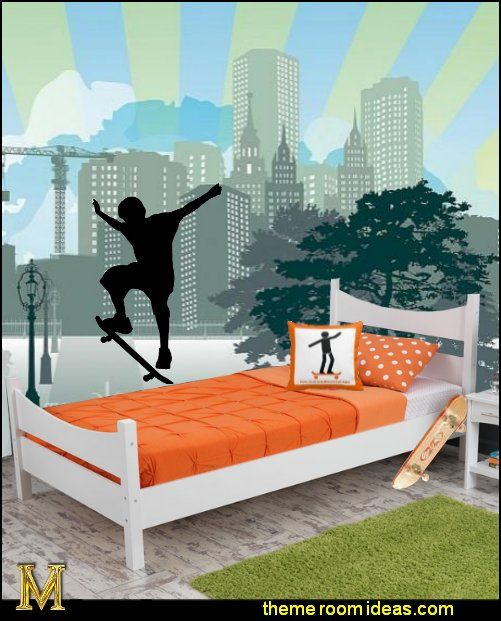 skateboard bedroom on pinterest skateboard room skateboard decor