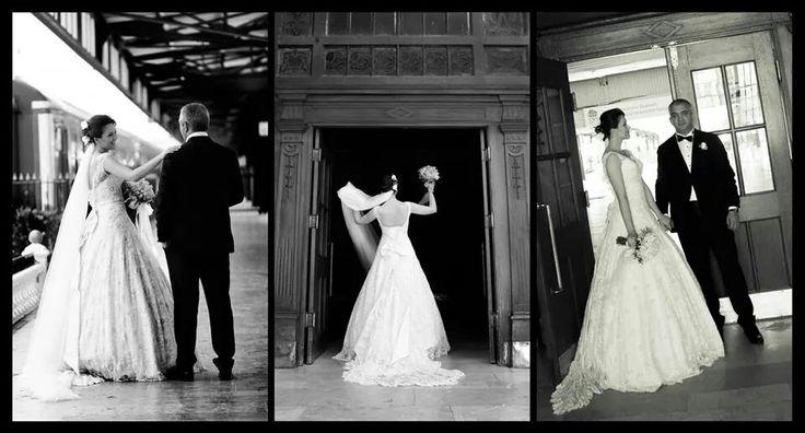 Black White, shadow,  bridal wedding