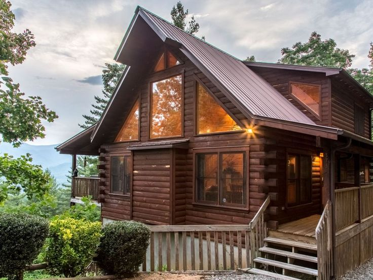 Cabin vacation rental in sylva nc usa from