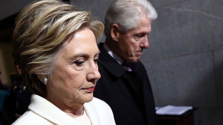 How, if at all, has #MeToo shaped the way Hillary Clinton views Bill Clinton's treatment of women?