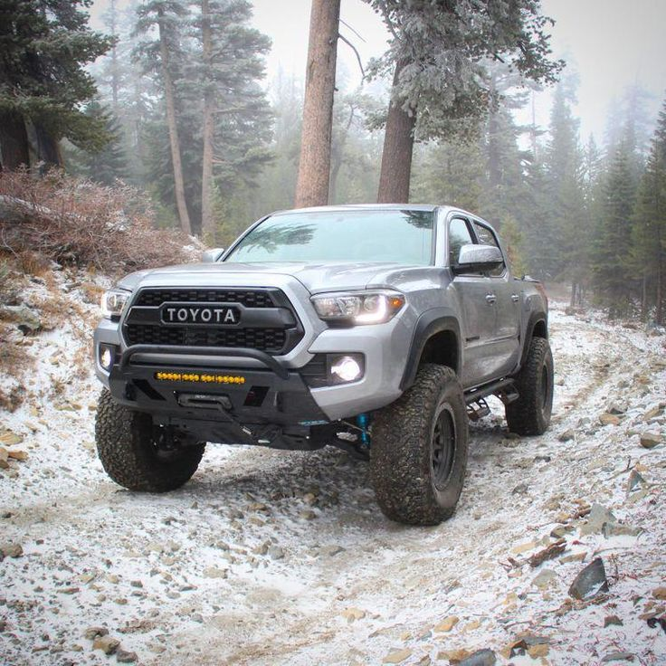 Pin by Pete on Taco in 2020 truck, Trucks, Lifted