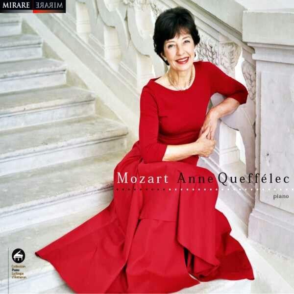Sa délicatesse dans Mozart... Anne Queffélec