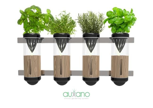 Another take on the windowfarm that doesn't require the use of electricity for aeration.