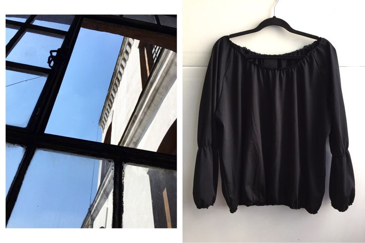 Boho blouse ... new black boho 🖤✔️🔛