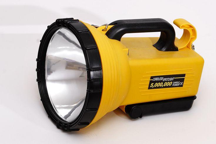 Flashlight Power - Patriot Direct