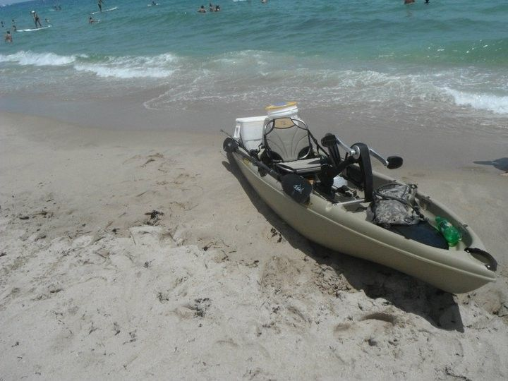 17 best images about fishin boats on pinterest duck boat for Fishing kayaks reviews
