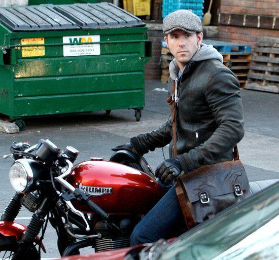 Ryan Reynolds on Bonnie
