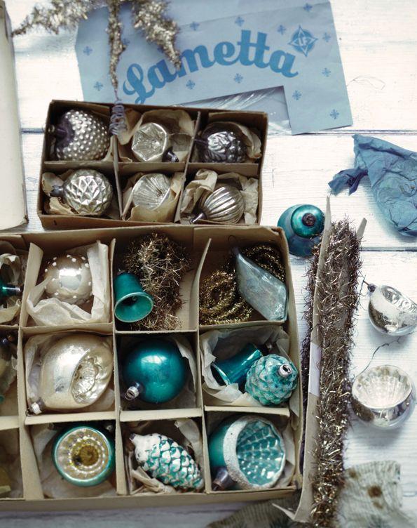 Sweet Paul: A Blue Christmas – Bright.Bazaar                                                                                                                                                                                 More