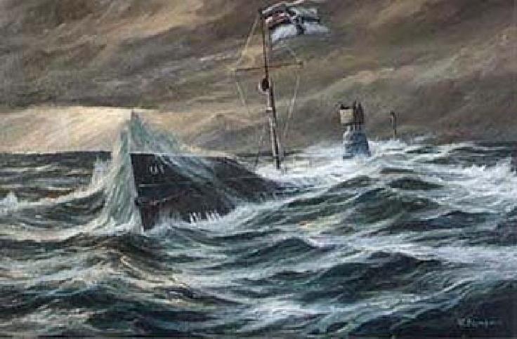 Found on adjunct diodon349 comGerman U Boats Ww1