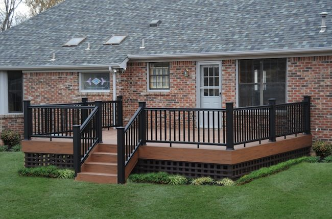 15+ Superb Deck Design Cool Deck Skirting Ideas for Every Home & Yard – Jane Sigmon