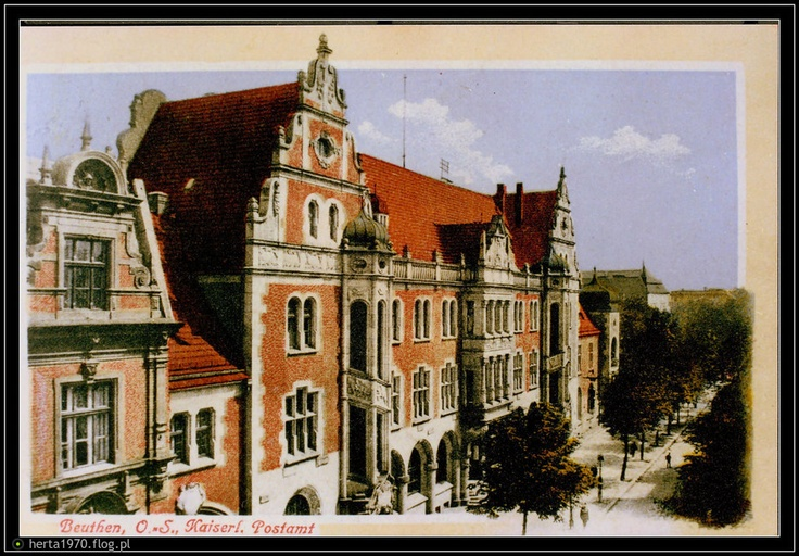 Bytom dawniej... na starych fotografiach. - Fotoblog herta1970.flog.pl
