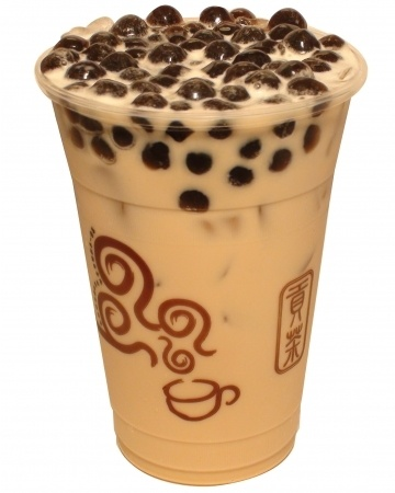 Gong Cha Bubble Tea - The latest trend to hit Korea, milk tea with tapioca. This is also known as bubble tea. First choose a flavor, then choose a sugar level, and finally the ice level. Gong Cha's most popular drinks are their milk teas: Honey Milk Tea & Taro Milk Tea. Which one is your favorite?