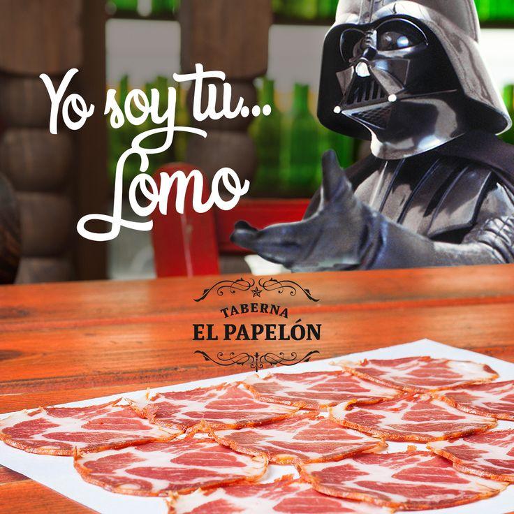 Día de Star Wars. taberna el papelón