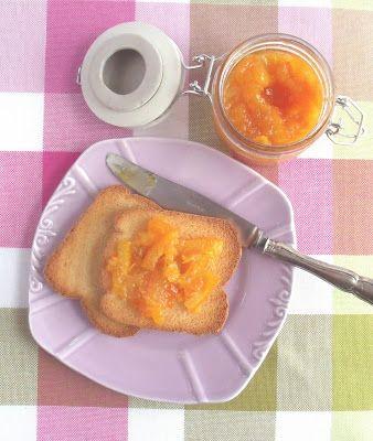 Marmellata di arance | La tarte maison