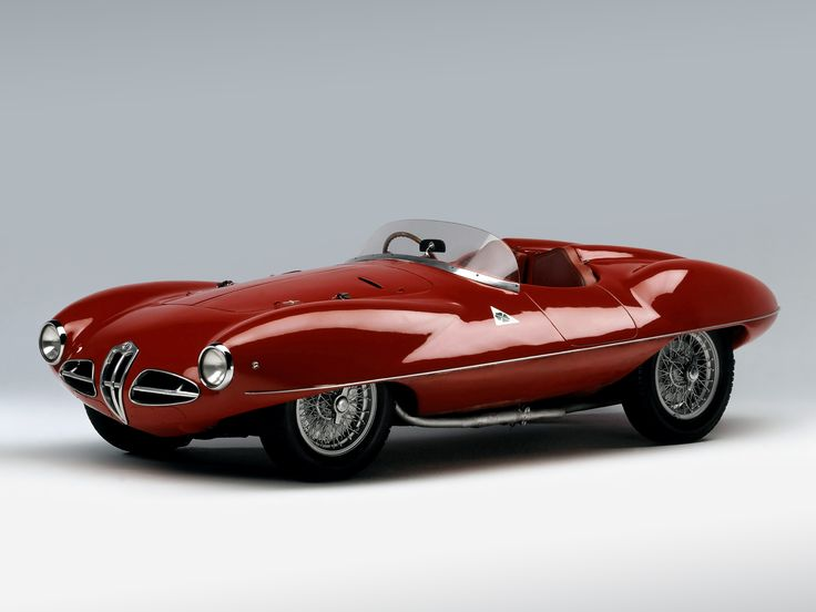 1952 Alfa Romeo C 52 Disco Volante Spider