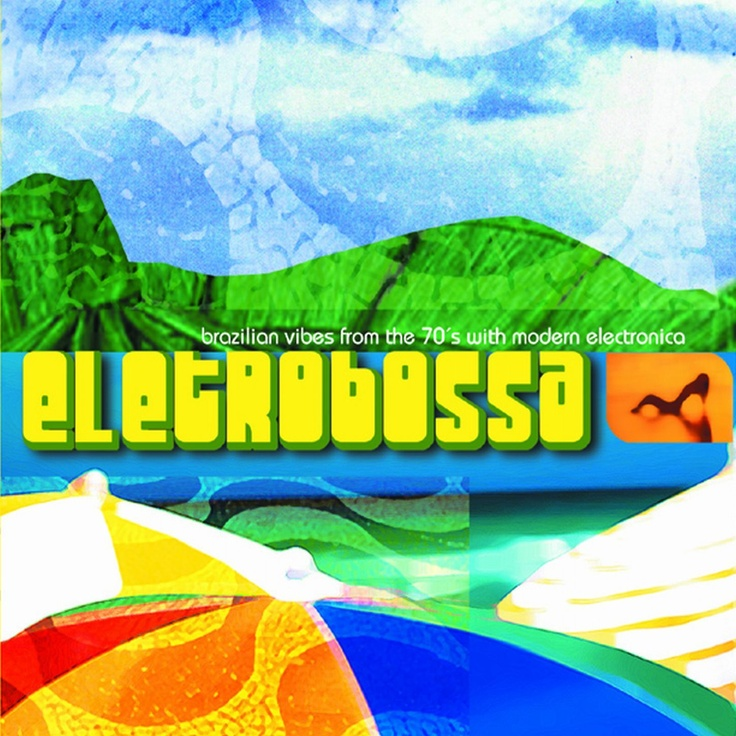 """Brazilian Vibes from the 70s meet modern Electronica. On Azul Music's """"Eletrobossa"""" Edson X and Michel Freidenson combine traditional Bossa Nova inspiration with electronic and contemporary elements. You get unlimited streaming of this album free with Amazon Prime."""