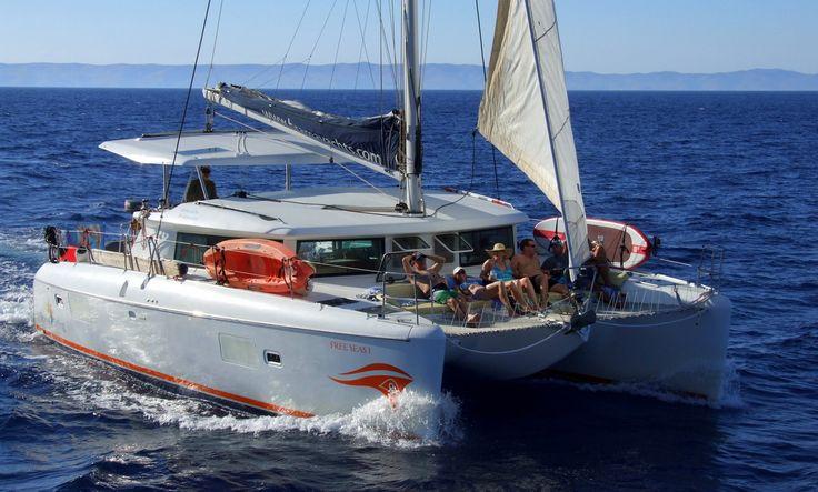 Photo Gallery Santorini - Catamaran Cruises