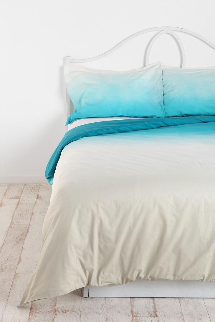 Magical thinking gradient duvet cover urban outfitters Magical thinking bedding