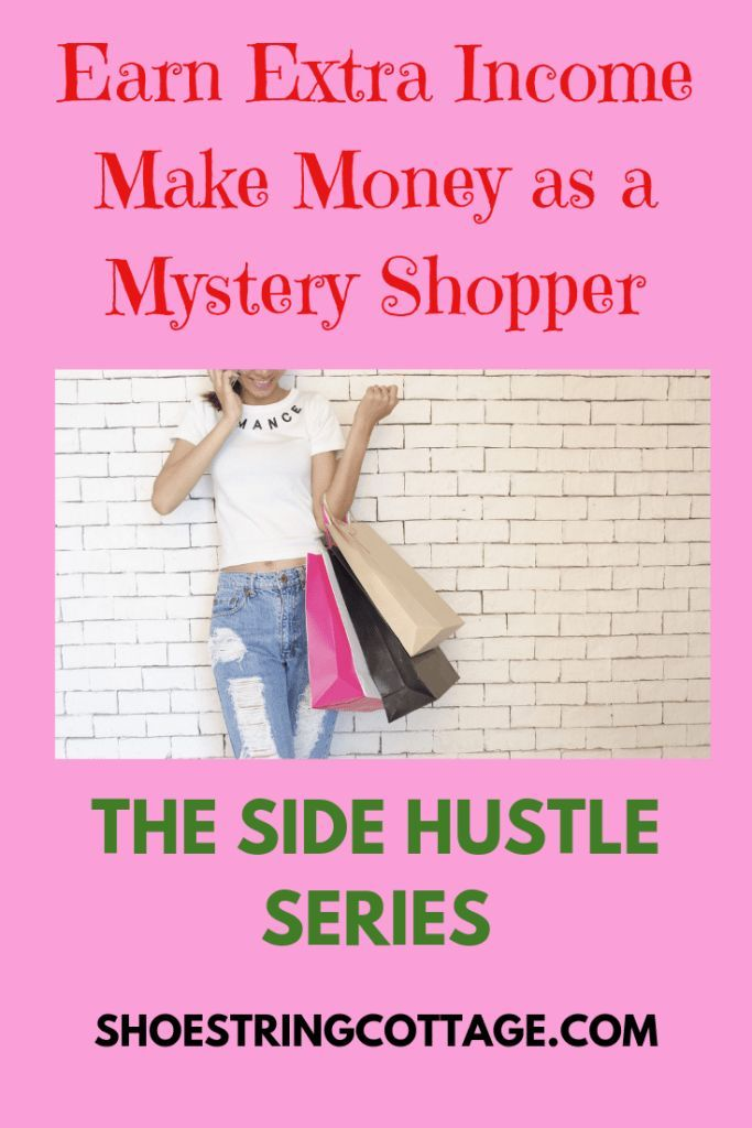 Earn Extra Income: How to Make Money as a Mystery Shopper – Make Money and Work at Home in the UK